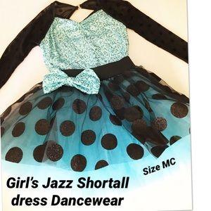 Girl's Jazz Shortall dress
